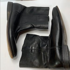 Vero Cuoio Mens Boot for Aldo Mr B's Size 42 Blk